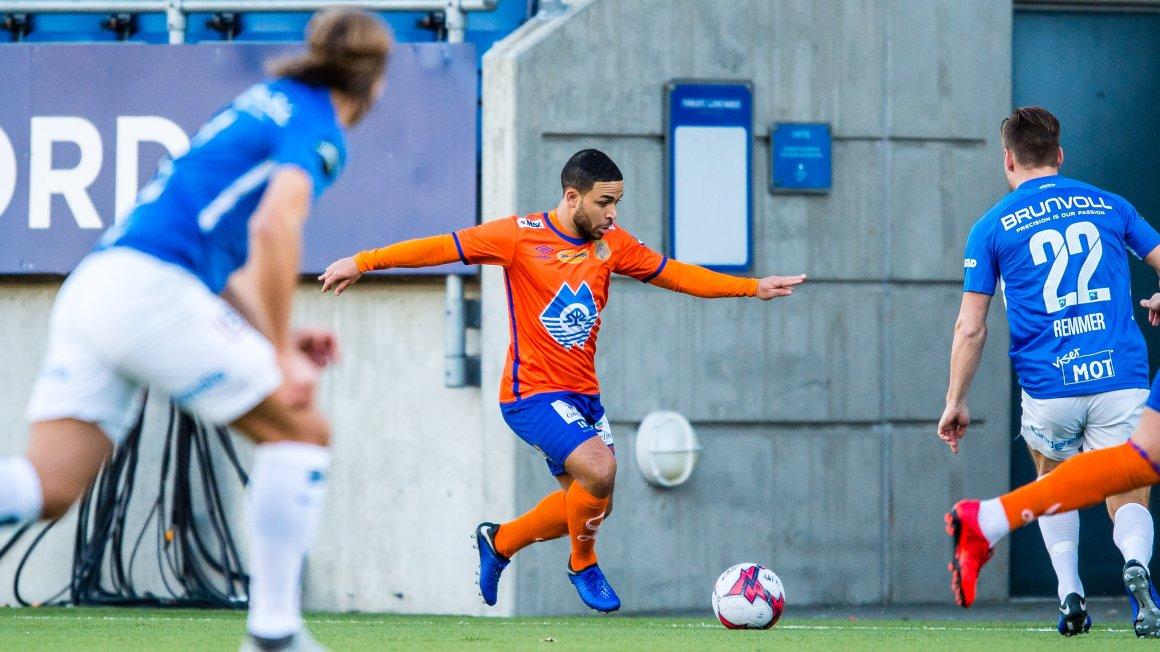 Møter Molde i cupen