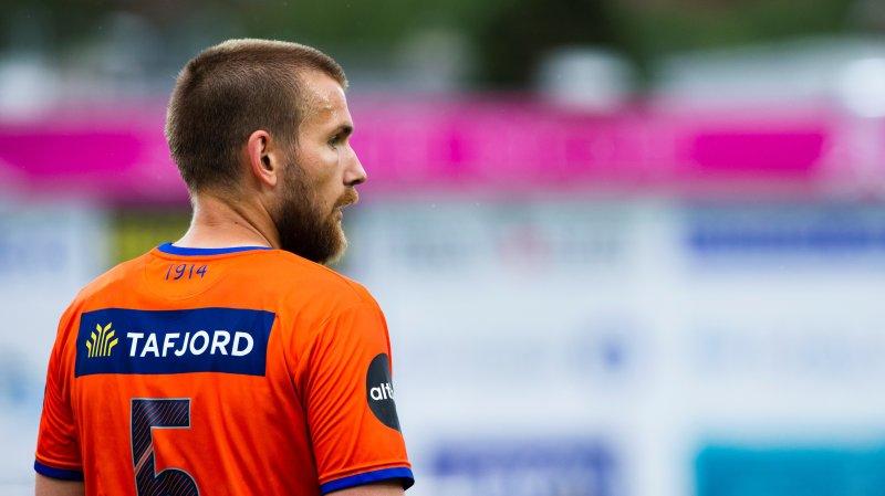 Oddbjørn Lie tidligere i 2020-sesongen. Foto: Svein Ove Ekornesvåg / NTB
