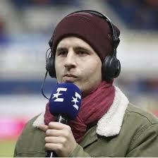 Eurosports OBOS-ligaekspert, Amund Lutnæs. Foto: Privat