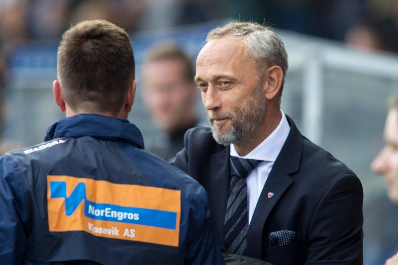 Lars Bohinen blir ny Aalesund-trener. Foto: NTB Scanpix