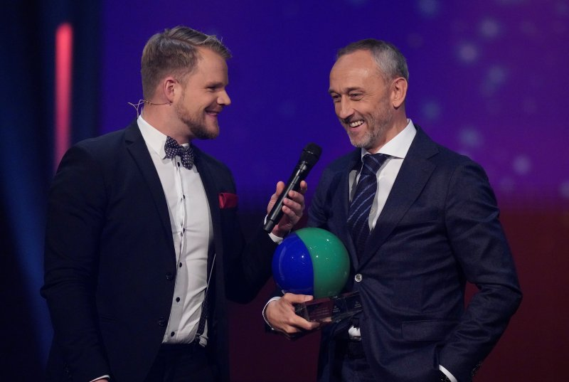 Lars Bohinen, årets trener i OBOS-ligaen. Foto: NTB Scanpix