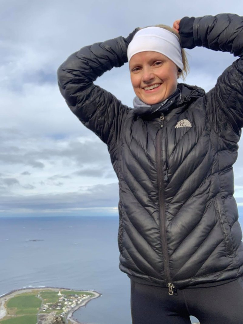 Frisk luft og fysisk aktivitet gjør underverker for kropp og sjel mener Sarah Isabella, som har det høyt på prioriteringslisten i hverdagen.