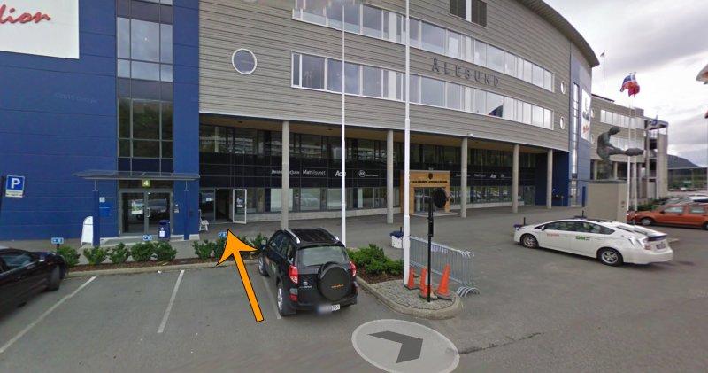 Besøksadresse: Sjømannsvegen 14, 6008 Ålesund